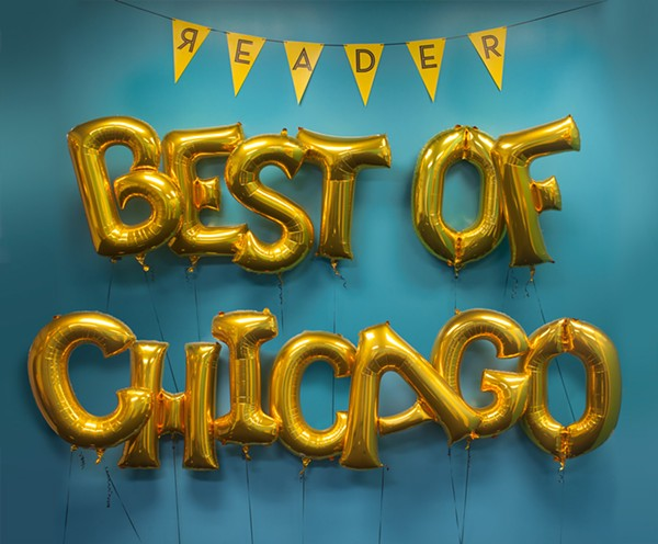 Hitch*Cocktails named Best of Chicago 2015 & 2016!